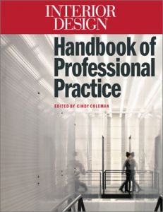 Cindy Coleman Interior Design Magazine Handbook Of Professional Practice McGraw Hill