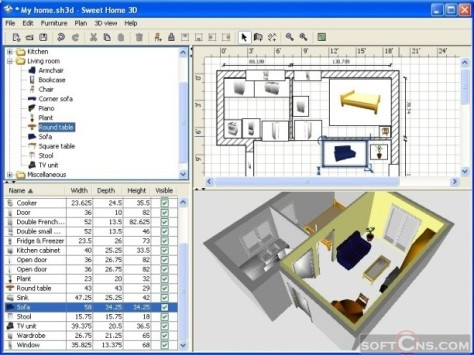 Download Free Cabinet Drawing Software Plans DIY 8 Foot ...