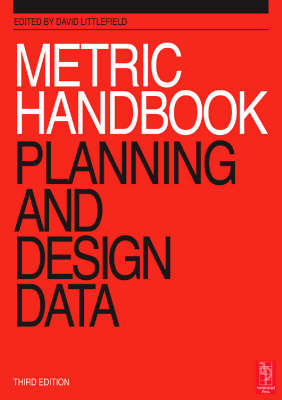By David Litlefield Metric Handbook Planning And Design Data