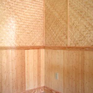 BambooFlooringPlywoodWalls