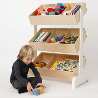 Toy Storage Bins Other Tips For Organising Children S