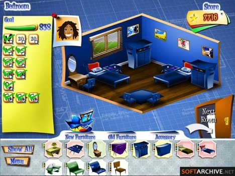 Free interior design game for you have fun nurvata interior for Interior design games free online
