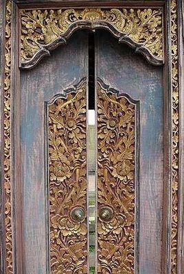 BALI-DOOR & Kori Kuwadi: Balinese Traditional Door | nurvata interior